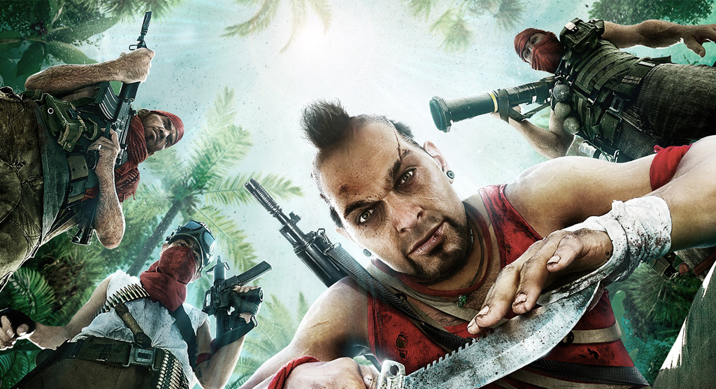 Far Cry 3 Vaas und Crew The Far Cry Experience   Episode 1