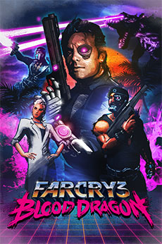 far cry 3 blood dragon packshot Far Cry 3: Blood Dragon