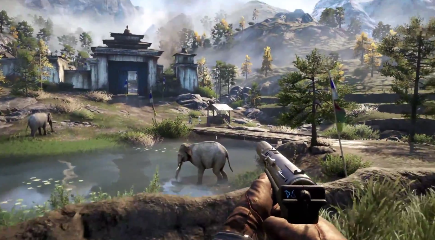 far cry 4 analysis best worst gotgame. Black Bedroom Furniture Sets. Home Design Ideas