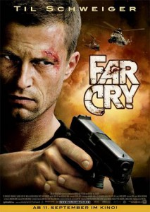far cry movie poster 213x300 Far Cry: Der Film