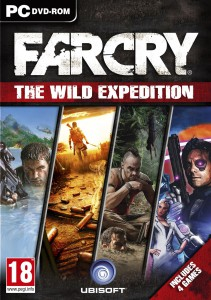 far cry the wild expedition packshot 211x300 Far Cry: The Wild Expedition