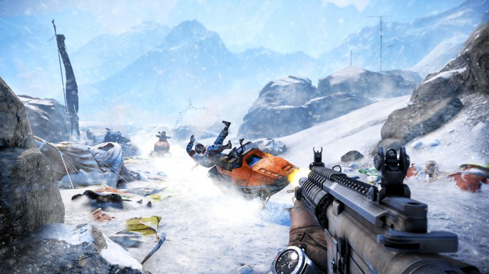 FC4 Screen Himalayas Snowmobile GC 140813 10amCET 1407889598.jpg 686x385 Fahrzeuge