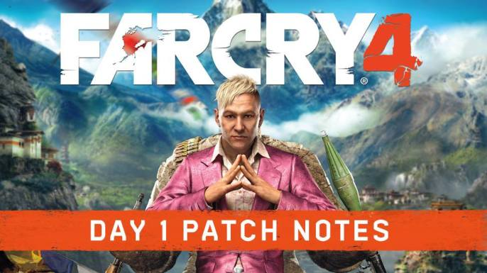 far cry 4 day 1 patch 686x385 Far Cry 4 mit Day 1 Patch released